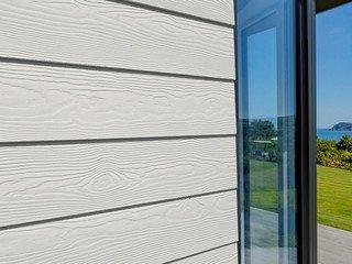 Доска Cedral Lap Wood 3600 mm C01 Белый минерал
