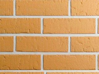Клинкерная плитка фасадная ABC Klinker Rustik Sandgelb NF10