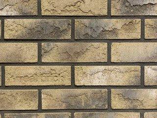 Плитка ручной формовки Real Brick RB 4-20/1 Бежевый с патиной