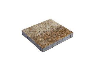 Тротуарная плитка Выбор КВАДРУМ 5К.6 Шунгит Премиум 60