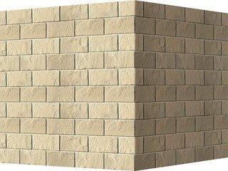 "530-15 White Hills ""Ленстер"" (Leinster), бежевый, угловой, Нормативная ширина шва 1,5 см."