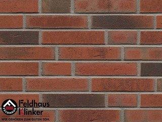 Плитка под кирпич Feldhaus Klinker R752DF14 vascu ardor carbo