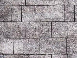Тротуарная плитка ARTSTEIN Старый Город ColorMix Умбра, 60 мм