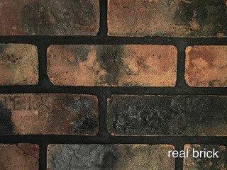 Плитка фасадная Real Brick RB 2-04 LOFT Бордовый лофт
