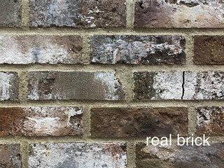 REAL BRICK. RB 4-05 antic глина античная коричневая Плитка: 200*60*12 0,65(44шт)