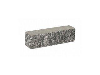 Кирпич полнотелый угловой Судогодский КЗ, Серый брусок 0,5НФ