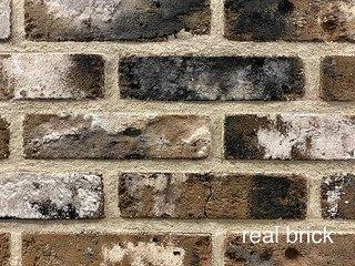 Плитка ручной формовки Real Brick RB 2-10 Кирпичный