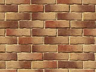 "375-60 White Hills ""Сити Брик"" (Сity brick), медный, плоскостной, Нормативная ширина шва 1,2 см."