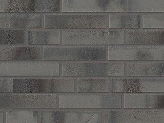 Клинкерная плитка фасадная Stroher BRICKWERK 651 ASCHGRAU
