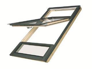Мансардное окно FDY-V U3 Fakro 78х235