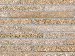 Клинкерная плитка фасадная Stroher STILTREU 454 CREME-WEISS USED LOOK Riegel 14 мм