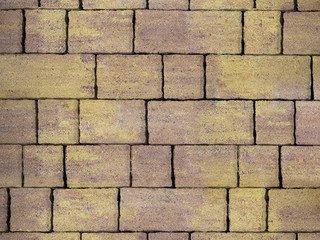 Тротуарная плитка ARTSTEIN Старый Город ColorMix Тахель, 60 мм