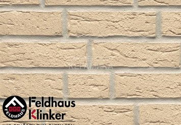 Плитка клинкерная фасадная Feldhaus Klinker R691NF14 1