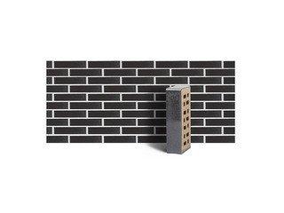 Клинкер фасадный ЛСР ЗИЛАРТ Серый ангобированный б/ф 0,54 НФ гладкий