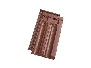 Koramic Mondo 15 Copper Brown рядовая ангоб черная