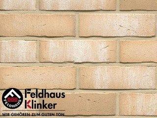 Плитка под кирпич Feldhaus Klinker R730NF14 vascu crema bora