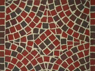 Клинкерная мозаика Feldhaus Klinker M403DF gala flamea