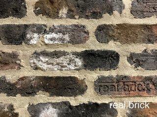 Плитка ригельная Real Brick RB 1-07 Пепел