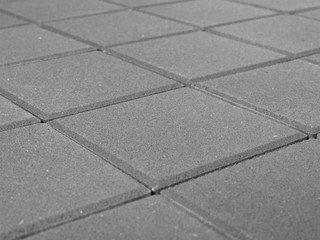 Тротуарная плитка BRAER Лувр, Серый (200х200х60)