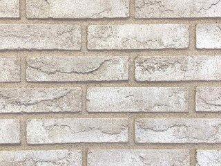 Плитка ручной формовки Real Brick RB 3-00 Слоновая кость
