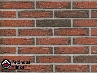 Клинкерная плитка для фасада Feldhaus Klinker R343DF9