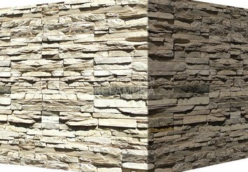 Декоративный камень 100-05 White Hills
