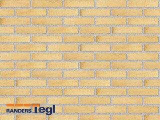Кирпич печной полнотелый ручной формовки Randers Tegl RT 410 gelb handstrichziegel