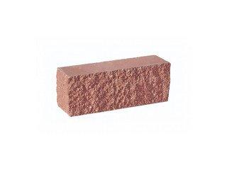Кирпич облицовочный полнотелый BARRUM Красный, брусок угловой 1,4 НФ