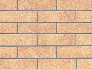 Клинкерная плитка фасадная Stroher 834 giallo 8 мм