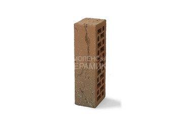 Кирпич облицовочный BRAER Баварская Кладка, кора дуба с песком 0,7 НФ 4