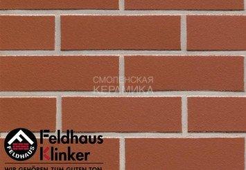 Плитка клинкерная фасадная Feldhaus Klinker R400NF9 1