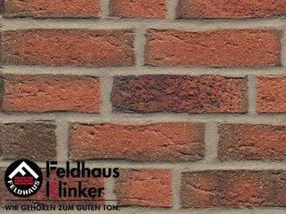 Плитка клинкерная фасадная Feldhaus Klinker R687NF14