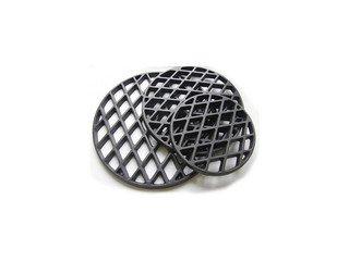 Решетка для стейков чугунная D21 см с матовым керамическим покрытием для тандыров Амфора