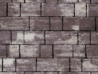 Тротуарная плитка ARTSTEIN Старый Город ColorMix Браун, 60 мм