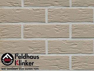 Плитка клинкерная фасадная Feldhaus Klinker R840NF9
