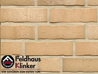 Плитка клинкерная фасадная Feldhaus Klinker R766NF14