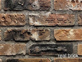 REAL BRICK. RB 6-05 antic глина античная коричневая Плитка: 250*65*18-20 0,62(32шт)