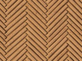 "355-40 White Hills ""Тиволи брик"" (Tivoli brick), коричневый, плоскостной, Нормативная ширина шва 1,2"