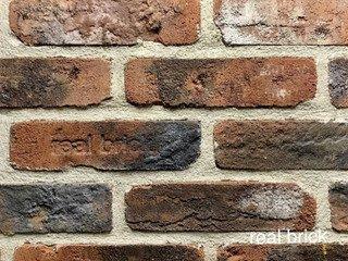 REAL BRICK. RB 6-03 antic глина античная глина Плитка: 250*65*18-20 0,62(32шт)