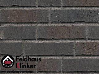 Плитка клинкерная фасадная Feldhaus Klinker R737NF14