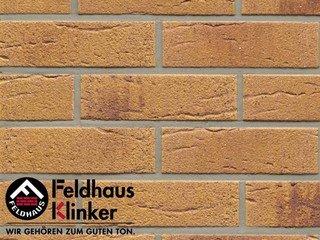 Плитка клинкерная фасадная Feldhaus Klinker R287NF9