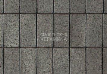 Тротуарный клинкер ABC Schieferschwarz 200х100х40 1