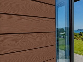 Доска Cedral Lap Wood 3600 mm C30 Тёплая земля