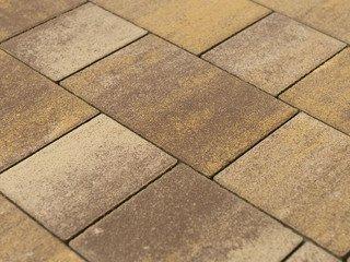 Тротуарная плитка Braer Старый город Венусбергер Color Mix Степь 60