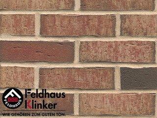 Плитка клинкерная фасадная Feldhaus Klinker R690NF14