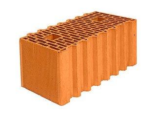 Керамический поризованный блок Porotherm 51
