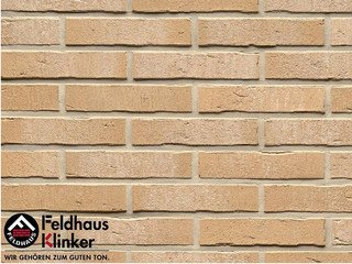 Плитка под кирпич Feldhaus Klinker R733DF14 vascu crema pandra