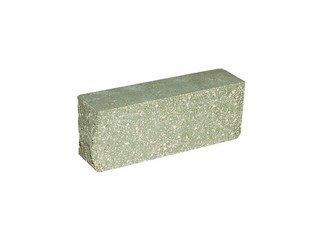 Кирпич облицовочный полнотелый BARRUM Зеленый, брусок угловой 1,4 НФ