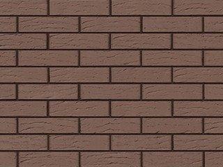 Кирпич лицевой BRAER Светло-коричневый, рифленый 0,7 НФ