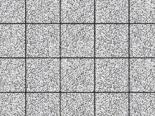 """Тротуарная плитка Выбор """"Стоунмикс"""", ЛА-ЛИНИЯ Бело-чёрный, 60 мм"""